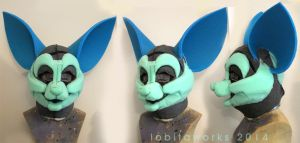Kaylyn Head WIP by LobitaWorks
