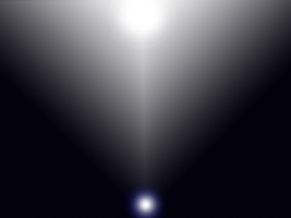 Beam of Light Background by WDWParksGal-Stock