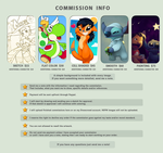 Commission Info by Ribera