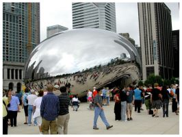 Millennium Cloud Gate - Full by simba