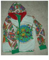 Ninja Turtles hoodie by estranged-illusions