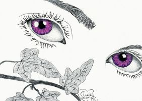 Ivy Eyes by Cindy-R
