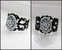 Filigree Ring by XxQuothTheRavenxX