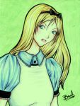 Alice by Bruhh