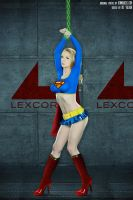 Ancilla Tilia as captured Supergirl SFW (Fake) by DrVillain