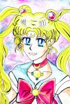 Sailor Moon by CandraRose