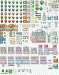 Bunch o' free tiles by Magiscarf