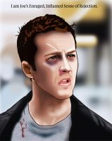 Ed Norton - Fight Club by Ellusive