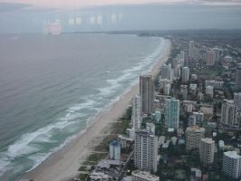 Surfers Paradise 4 by ashzstock