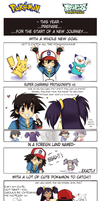 Pokemon: Best Wishes? xD by sunshineikimaru