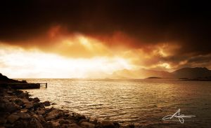 Lofoten Islands - 002 by Stridsberg