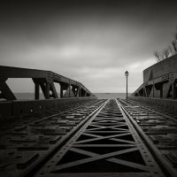 Mulberry causeway by pedroinacio
