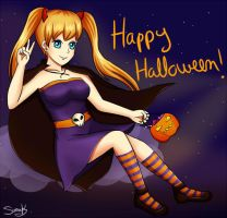 Halloween 2014 by Suna004