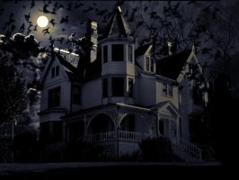 THat House Down The Street by rocker409