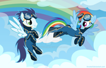 [P] Wonderbolts New Uniforms by tinuleaf