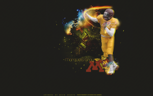 Marqueis Gray Wallpaper by KevinsGraphics