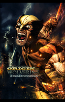 Origins Wolverine by Red-wins