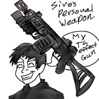 Sire's personal TG weapon by Sireontip