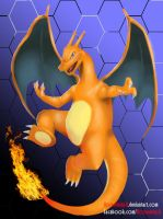 Charizard by HornedNinja