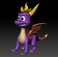 Spyro finished 02 by sav8197