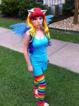AO5 Rainbow Dash by RedAkaFox