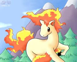 Ponyta for Bubblez