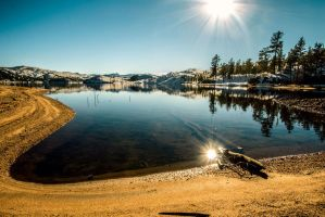 Cheesman Reservoir by 5isalive