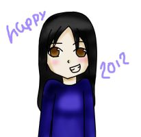 happy 2012 by gisse1999