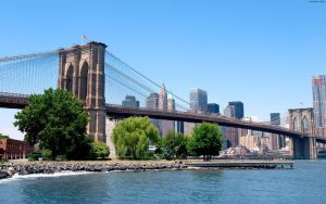 Brooklyn Bridge by StarwaltDesign