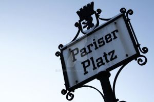Pariser Platz by Stephue