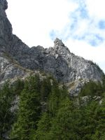Rock formation2 by Woolfred