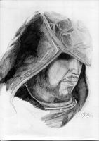 Ezio Auditore by frixinthepixel