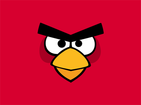 Angry Birds Wallpaper Pack-Red by XaraaKay