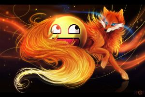 RE: Firefox of Awesomeness by Snow-Body