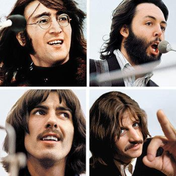 The Beatles by BuryMeInBlack2210