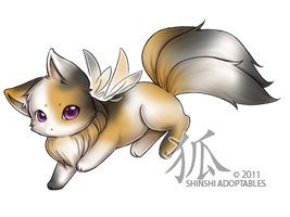 Dog-Tier-Fish : Kyarako by ShinshiAdoptables
