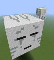 Minecraft - Ghast by Unstable-Life