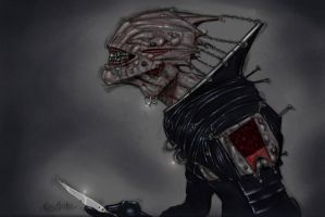 Hellraiser by largominus2004