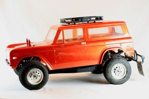 Bronco Repurposed by BobTheWrench