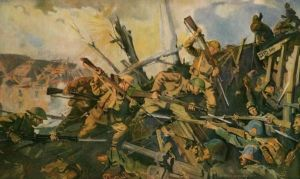 The 78th Division At Grand Pre by peterpulp