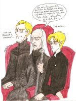 Clan Malfoy... by Minos336