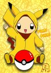 Pikachu Hijab Girl by Laily95
