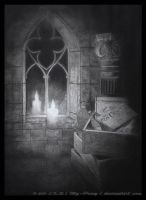 Castle Room: D2 by My-PrOxY
