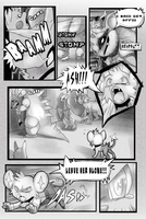 Fake Manga Page 3 by Lost-Mutt