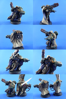 Customized SpaceMarine Captain by madhouse-exe