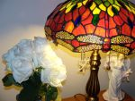 Lamp and Roses 2 by PrincipessaItaliana