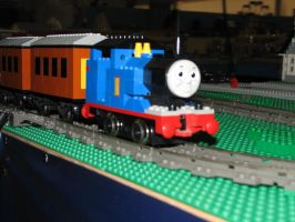Lego Thomas 3 by TaionaFan369