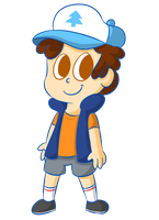 Dipper by Candy-Swirl