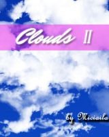 Clouds Brushes II by Miciaila