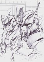 TFP Roddy and Prowl by Aiuke